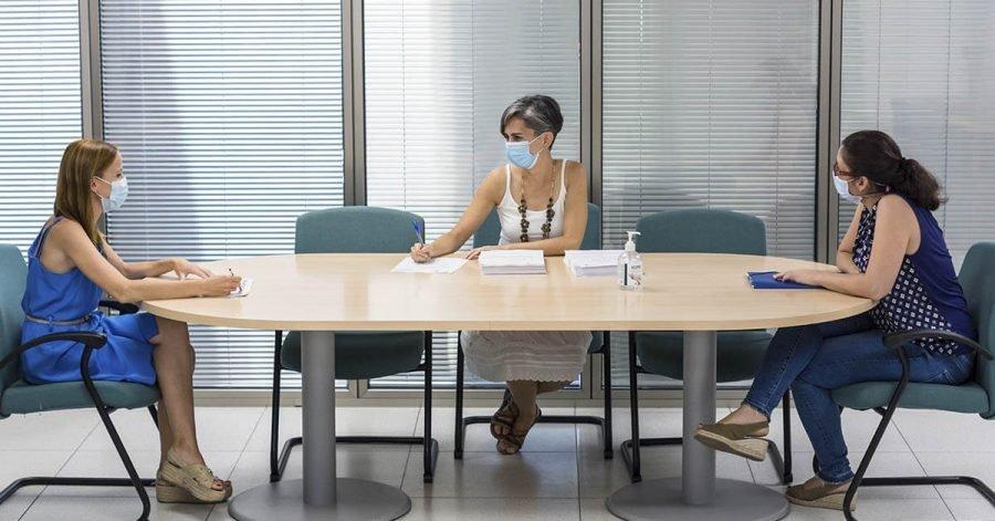 El rediseño de las salas de reuniones durante el Covid | Ofidisma