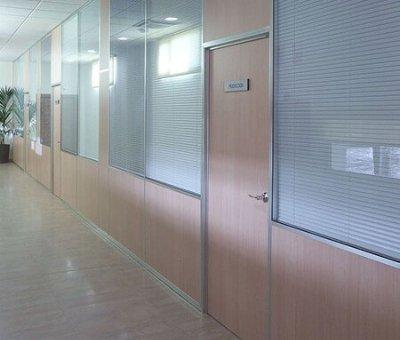 Mamparas divisorias para oficina