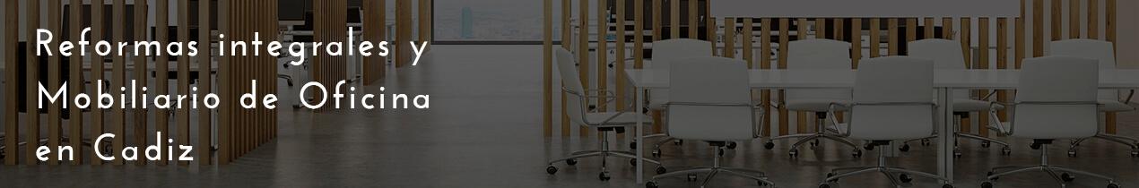 muebles de oficina en Cádiz